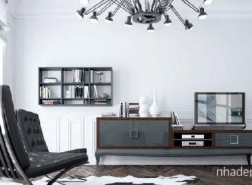 Trang hoàng phòng khách với những vật dụng hiện đại và thời thượng đến từ thương hiệu Portobello Street