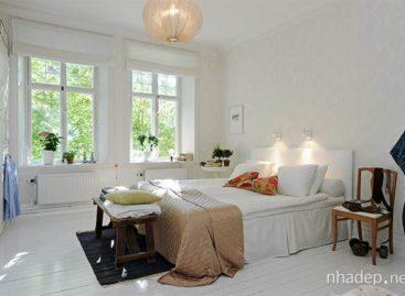 30 phòng ngủ sang trọng và hiện đại theo phong cách Bắc Âu