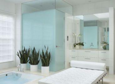 15 mẫu phòng tắm đẹp với bồn tắm chìm hiện đại