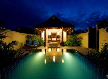 Sự pha trộn giữa vẻ đẹp truyền thống và hiện đại của resort Anantara Dhigu