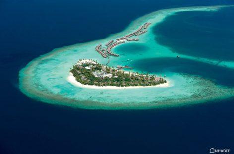 Resort Constance Halaveli sang trọng và đầy tiện nghi bên bờ biển Maldives