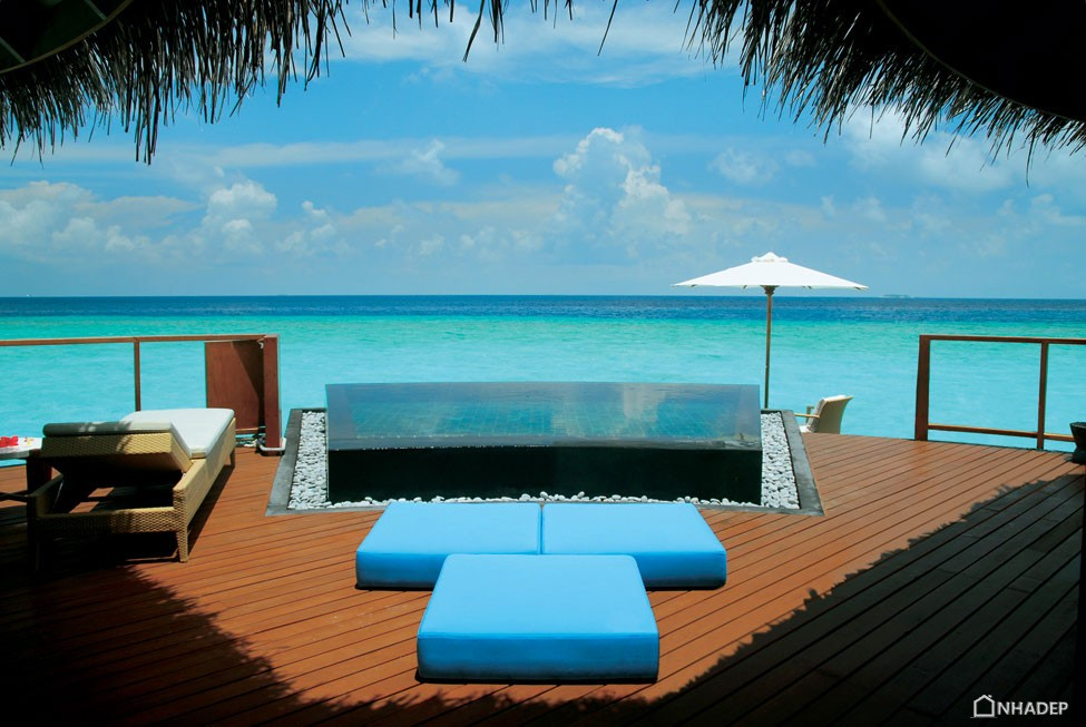 Resort Halaveli Maldives sang trong_10
