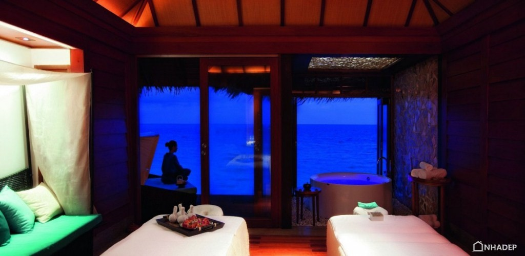 Resort Halaveli Maldives sang trong_22
