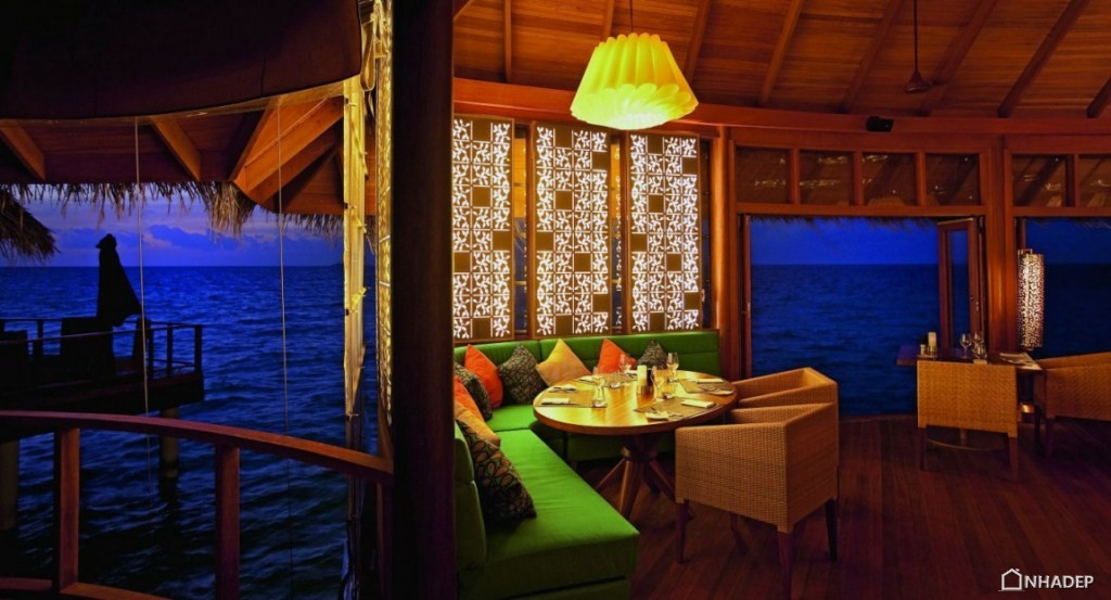 Resort Halaveli Maldives sang trong_23