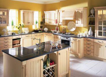 Các mẫu bếp truyền thống đến từ thương hiệu Mint Value Kitchens