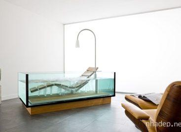 Những thiết kế giường ngủ tân thời và kín đáo