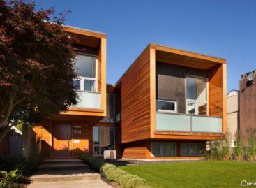 Thiết kế đương đại đầy tiện nghi của căn nhà Chilliwack ở Canada