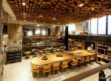 Quán cà phê Starbucks ở Amsterdam