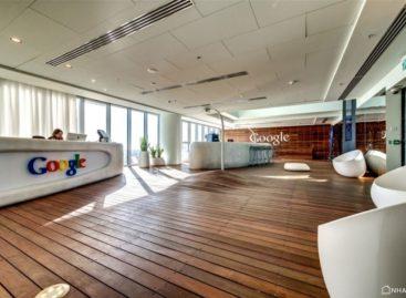 Không gian nội thất rực rỡ và đầy sáng tạo của văn phòng Google ở Tel Aviv