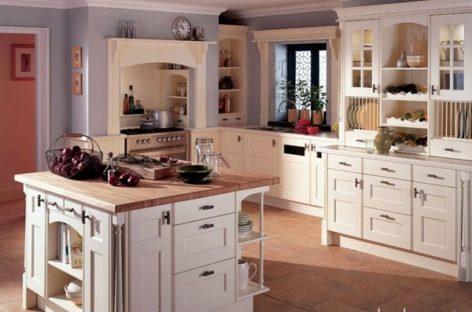 Ý tưởng làm mới gian bếp truyền thống