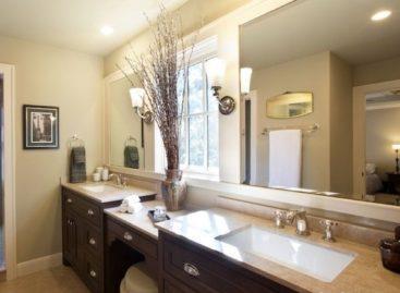 Chọn bồn rửa phong cách cho phòng tắm thêm xinh