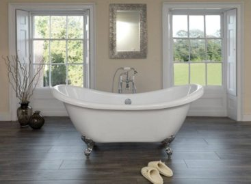 10 bồn tắm roll-top cho không gian xa hoa và sang trọng