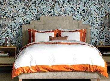 12 mẫu thiết kế giường ngủ mùa thu dịu dàng