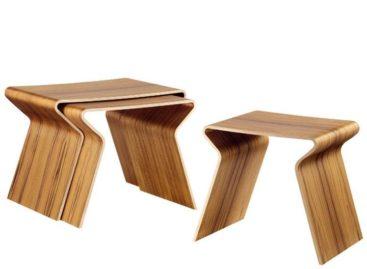 Bộ sưu tập bàn ghế ấn tượng từ Lange