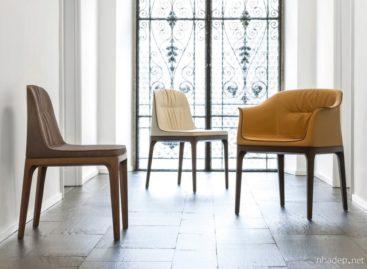 Bộ sưu tập ghế Mivida: sang trọng và tinh tế đến từng chi tiết