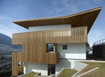 Thổi hồn kiến trúc Ý vào căn hộ vùng Pergine Valsugana