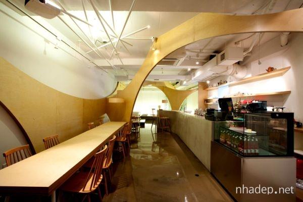 Chiem nguong khong gian noi that cua Café Raon_01