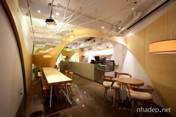Chiem nguong khong gian noi that cua Café Raon_02