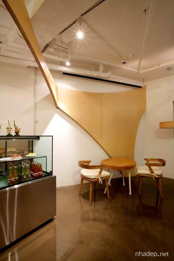 Chiem nguong khong gian noi that cua Café Raon_06