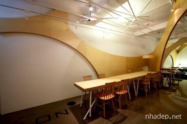 Chiem nguong khong gian noi that cua Café Raon_07