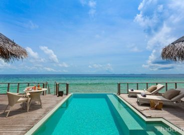 Đảo ngọc Dusit Thani Maldives