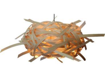 Mộc mạc và duyên dáng với đèn lồng treo cao