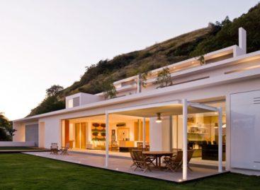 Thiết kế nhà đẹp trên núi