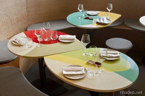 Nhà hàng Ikibana: đơn giản nhưng tráng lệ