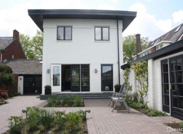 Ngôi nhà có thiết kế đơn giản tại Voorburg