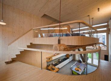 Ngôi nhà Steigereiland 2.0 thân thiện môi trường
