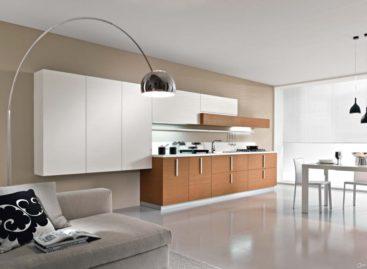 Chiêm ngưỡng những mẫu thiết kế nhà bếp sang trọng của Pedini