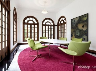 Thiết kế văn phòng kiến trúc Na Uy ở Sri Lanka