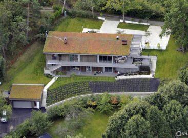 Vẻ đẹp độc đáo của căn vila Thụy Điển trên hòn đảo Lidingo
