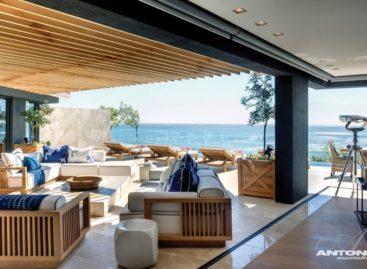 Không gian sang trọng và tao nhã của khách sạn Clifton Beach