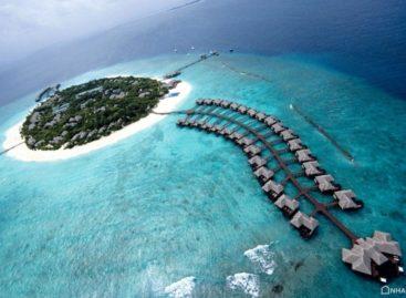 Vẻ đẹp quyến rũ của Beach House Iruveli ở quần đảo Maldives