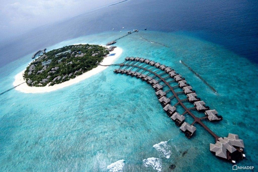 Beach house Iruveli o quan dao Maldives_03