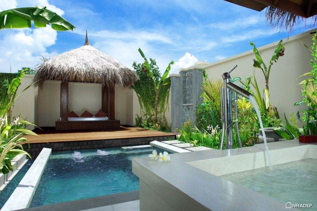Beach house Iruveli o quan dao Maldives_15