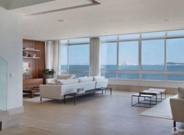 Căn hộ Cobertura Triplex sang trọng thiết kế bởi Izabela Lessa Arquitetura