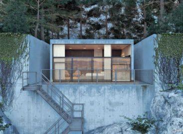 Chair House – Vẻ đẹp của ngôi nhà trên bãi đá thô