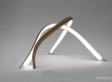 Đèn que ảo diệu của nhà thiết kế John Procario