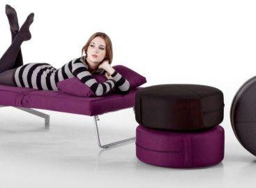 Ghế giường Douglas – thêm màu cá tính cho ngôi nhà bạn