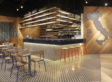 Giải thưởng thiết kế nhà hàng và quán bar năm 2013