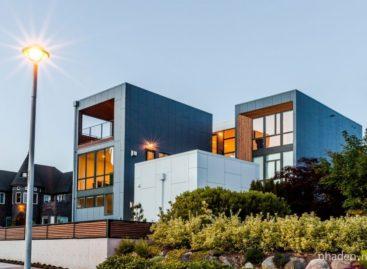 Thiết kế đương đại trong ngôi nhà Aurea – Mỹ
