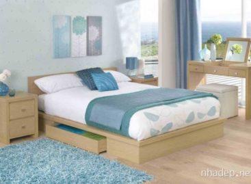 Chọn màu sắc cho phòng ngủ để có giấc ngủ ngon