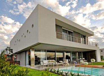 Ngôi nhà Cabo – sự kết hợp hoàn hảo của vẻ sang trọng và hiện đại