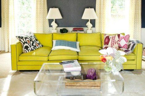 Trang trí nhà với những sắc màu mùa hè