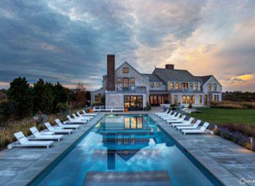 Squam Residence – Ngôi nhà hiện đại ẩn mình trong vẻ ngoài cổ kính