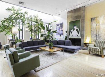 Ngắm nhìn kiến trúc của căn hộ ngập tràn ánh sáng ở Manhattan, New York