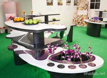 Ý tưởng thiết kế nhà bếp độc đáo từ Yaroslav Galant
