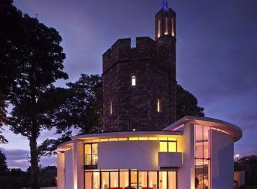 Tòa tháp Lymm Water độc đáo thiết kế bởi kiến trúc sư Ellis Williams
